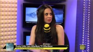 "Pretty Little Liars After Show Season 4 Episode 15 ""Love ShAck Baby"" 