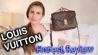 Louis Vuitton Pochette Metis Full Reveal/Review + What's in my Bag