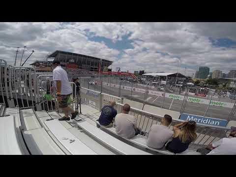 Honda Formula 1 2017 Toronto qualifying
