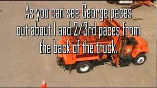 NH DOT Blind side Parallel Parking skill tool box
