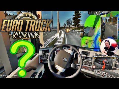 Bu Nasıl Takla?   Euro Truck Simulator 2 Türkçe Multiplayer