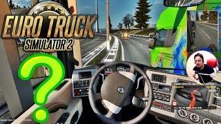 Bu Nasıl Takla? | Euro Truck Simulator 2 Türkçe Multiplayer