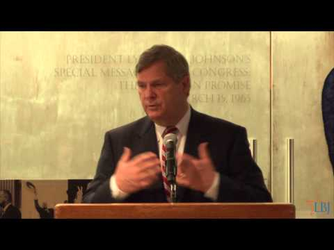 Secretary of Agriculture Tom Vilsack Discusses