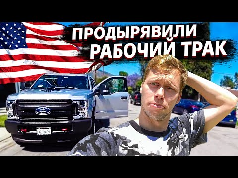 Карантин в США заканчивается /  Живой груз / Трак в США