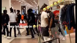NBA Youngboy Gets In Physical Altercation W Goons At Mall In NY