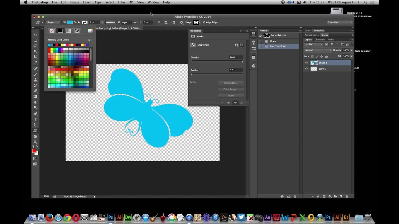 Photoshop CC: How do I convert Linked Library Smart ...