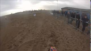 1   JAKE EDEY #199 SKEGNESS BEACH RACE 2014 PsMX