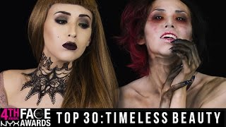 Inner Demons | NYX FACE Awards 2015 Top 30 Challenge | Courtney Little