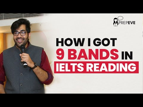 How I Got 9 Bands In IELTS Reading - A Simple But Powerful Approach! - IELTS Reading Tips And Tricks