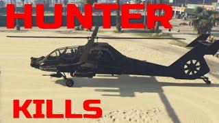 GTA 5 Hunter Kill Montage compilation 71