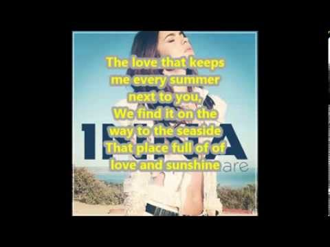 Inna - Spre mare (in Romanian with on-screen English translation)