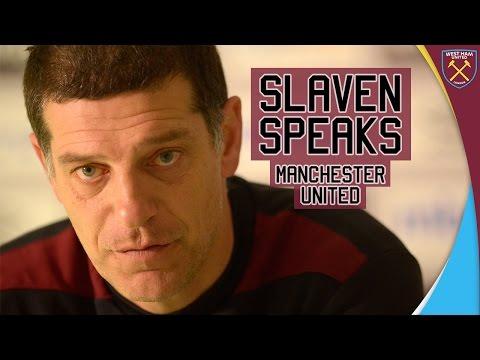SLAVEN SPEAKS: MANCHESTER UNITED