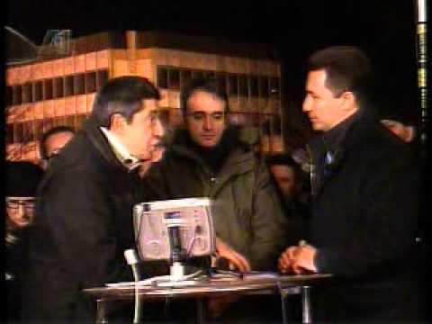 Премиерот Груевски гостин на А1 (31.I.2011)