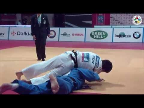 Grand Slam Baku 2014: Alan Khubetsov (RUS) - Ushangi Margiani (GEO)