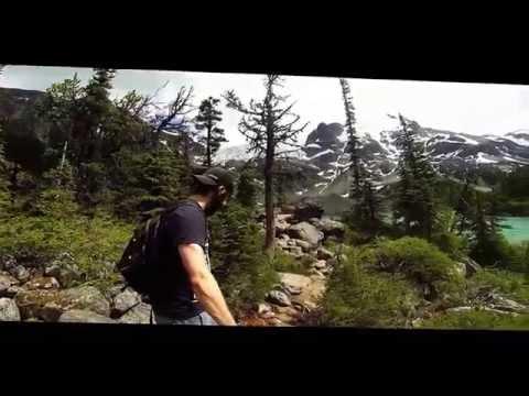 Hike to Lake Joffre, B.C