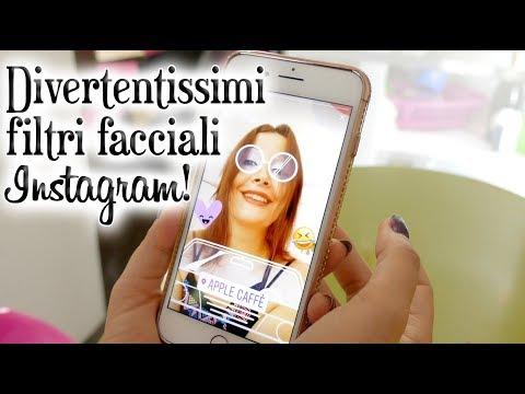 Novità Instagram: come usare i filtri facciali e i nuovi divertentissimi effetti!