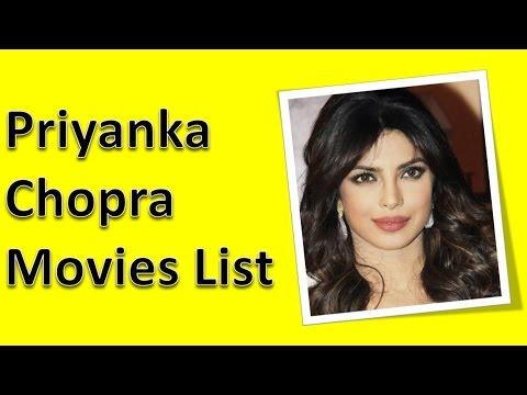 Priyanka Chopra Filme