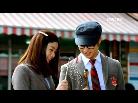 [HD] Dream High 2 MV - Angel [JB & Kang Sora cut]
