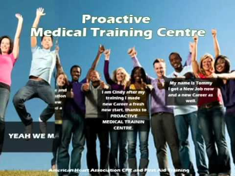 proactive medical training centre