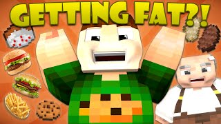 If You Could Get Fat in Minecraft