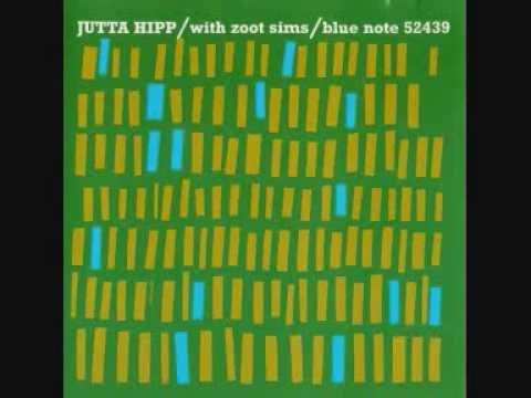 """Jutta HIPP """"Almost like being in love"""" (1956)"""