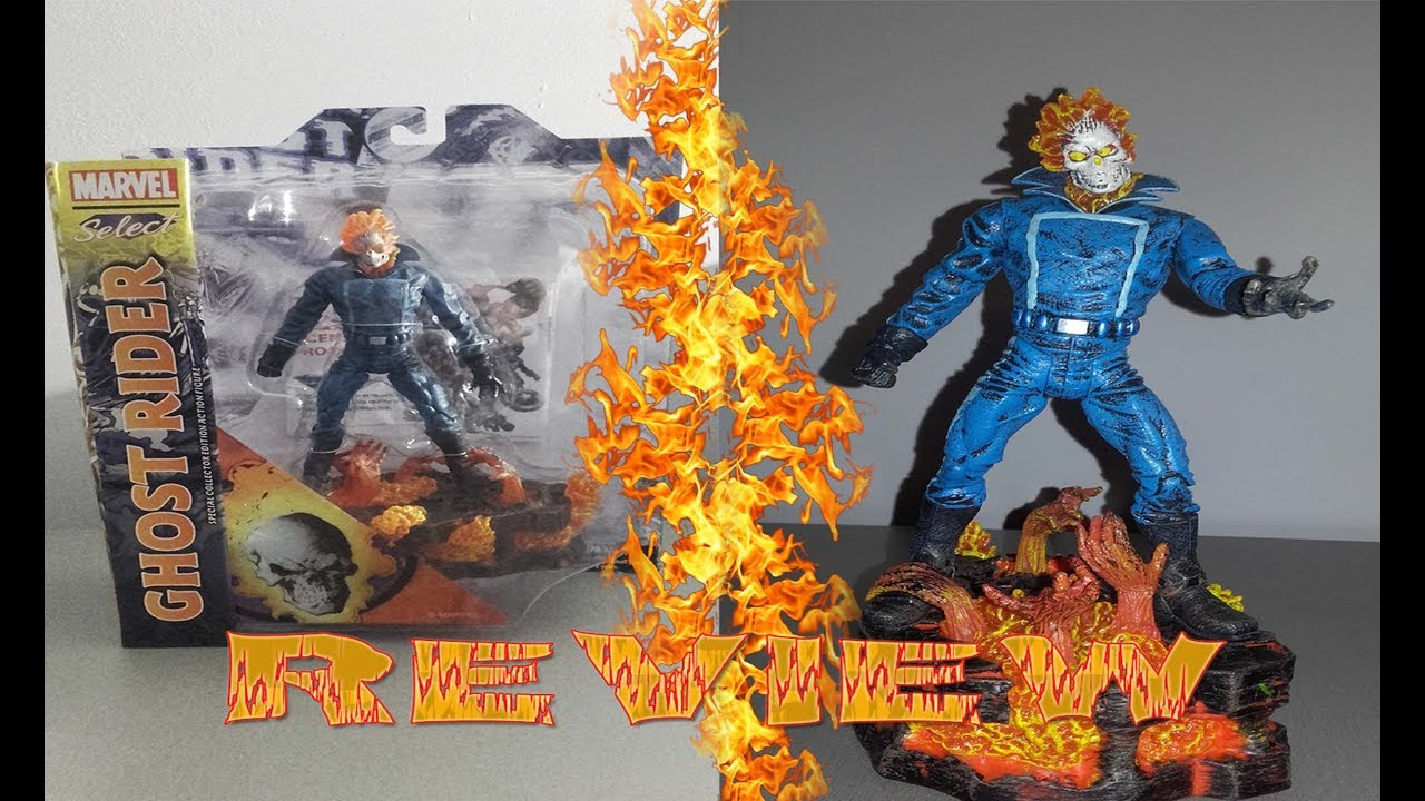 OAFE - ML7: Ghost Rider review