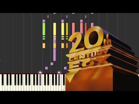 20th Century Fox Theme Synthesia