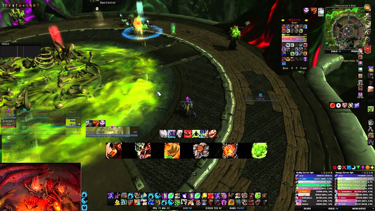 wow how to get to hellfire citadel