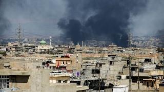 التحالف الدولي يقر بأنه قصف