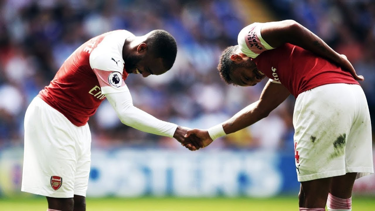 Download Aubameyang & Lacazette - The Deadly Duo 2018/19 🔥🔥🔥