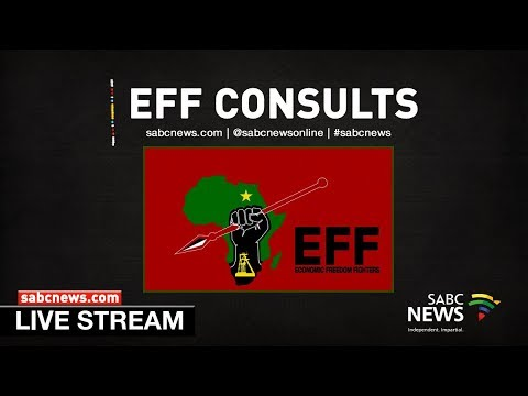EFF Leader J Malema addressing Mining Community, Polokwane: 24 Nov 18