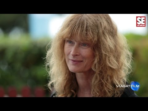 Lena Endre intervjues om botox