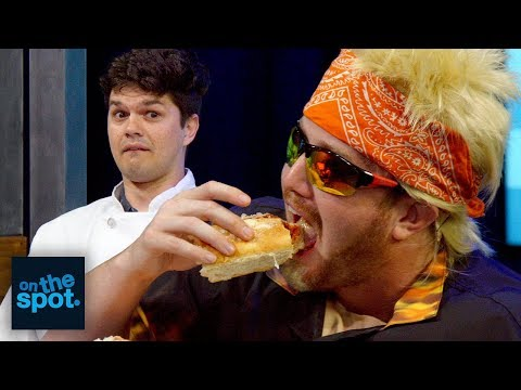 The Guy Fieri Diet - On The Spot | Rooster Teeth thumbnail