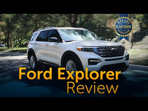2020 Ford Explorer – Review & Road Test