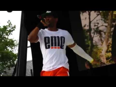 Masta Ace- Born To Roll @ Central Park, NYC