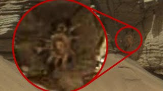 9 Strangest Things Spotted On Mars