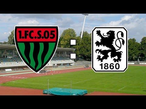1. FC Schweinfurt 05 Gegen TSV 1860 München - Heimspielatmosphäre Für Die Löwen