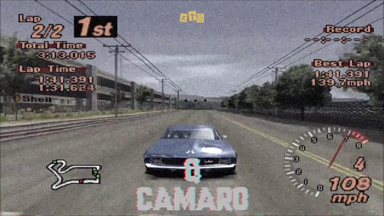 Q – Camaro