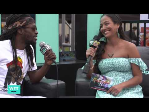 Jesse Royal Interview - California Roots 2017 - Presented by Weedmaps