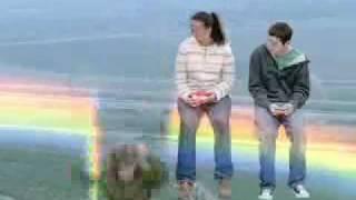 Skittles Commercial - Rainbow