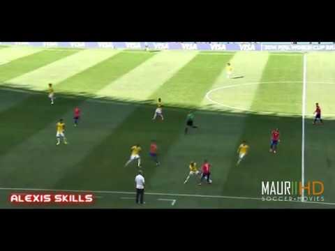 Goles de chile y mejores momentos en el mundial