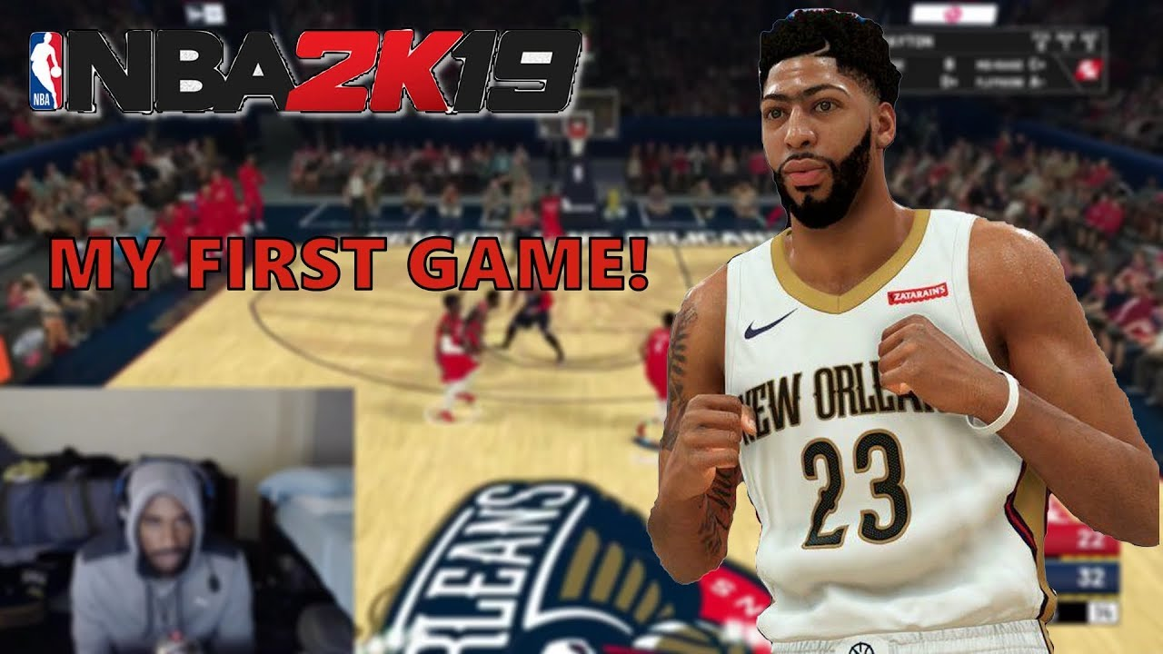 How To Play Blacktop Online NBA2K19 - YouTube