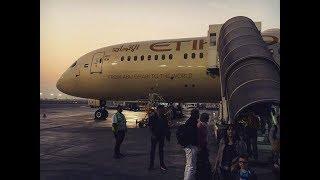 *Brand New* Etihad Airways B787-9 Full Flight Review (HD)