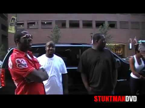 Young Dro hanging out with Mr. Ivy before there beef