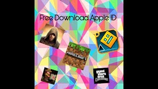 [Update] How to download Minecraft PE | Gta sa | Other Games | free on appstore | Ios | Apple ID