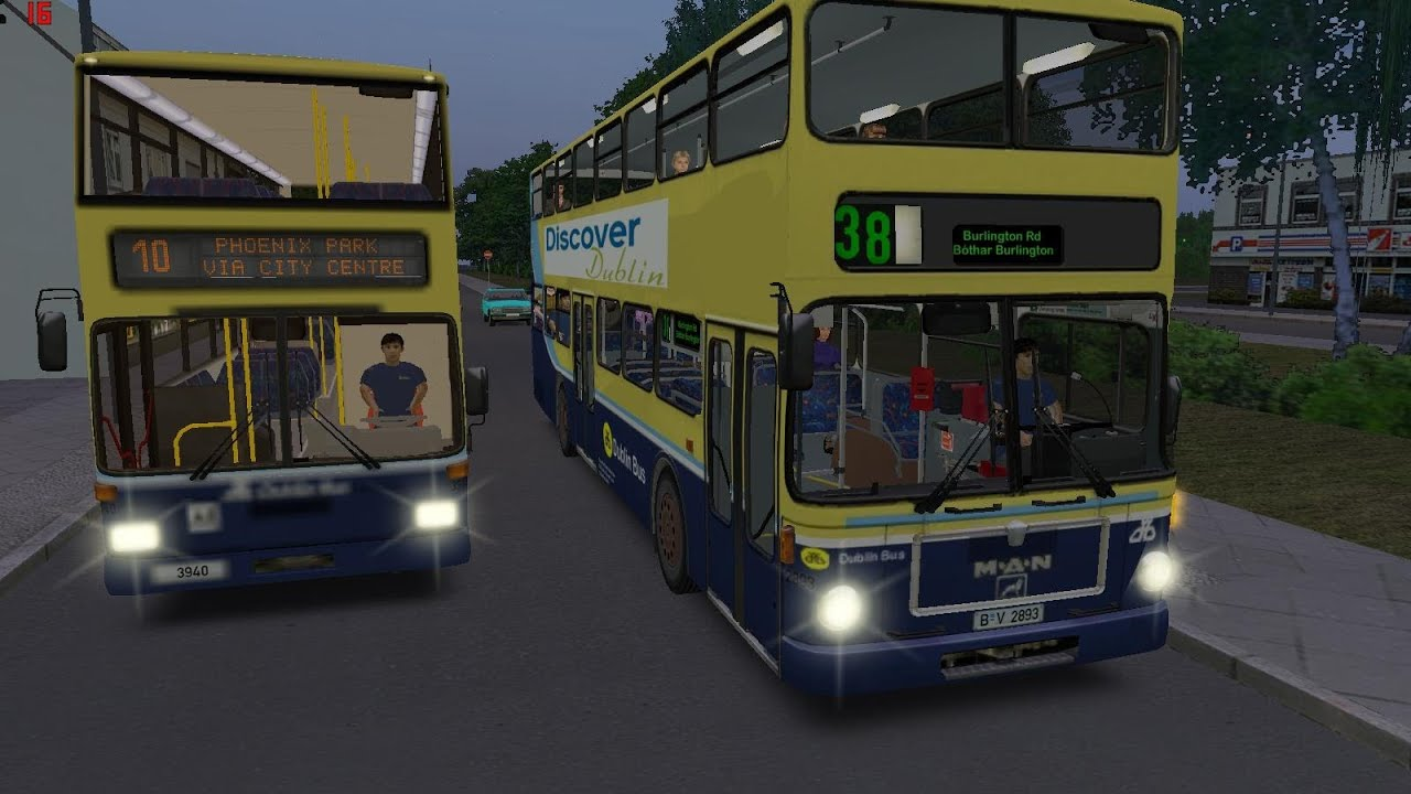 OMSI The Bus Simulator PC Game - Free Download Full Version