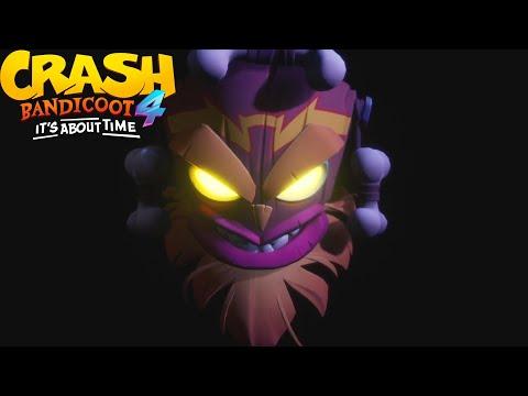 Crash Bandicoot 4: It's About Time – All Endings + Secret 106% Ending