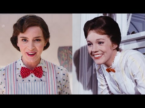 Why Julie Andrews Didn't Cameo In 'Mary Poppins Returns'