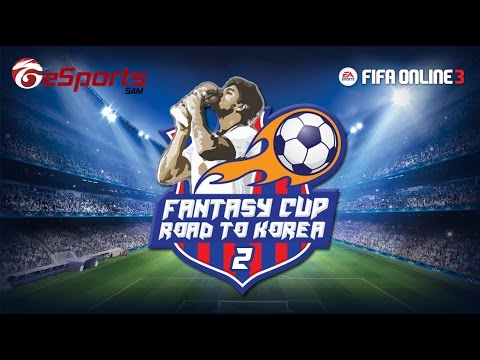 Fantasy Cup - Road to Korea Singapore Round 1