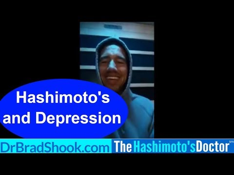 Mental Health and Thyroid Disorders: Hashimotos and Depression